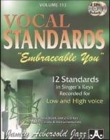 Volume 113 - Vocal Standards Embraceable You - Ballads For All Singers laflutedepan.com