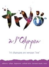 Tryo - A L' Olympia - Partition - di-arezzo.fr