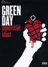 Green Day - American Idiot - Partition - di-arezzo.fr