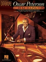 Oscar Peterson - Oscar Peterson Plays Duke Ellington - Sheet Music - di-arezzo.com