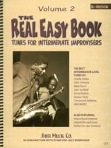 The Real Easy Book Level 2 Partition Jazz - laflutedepan.com