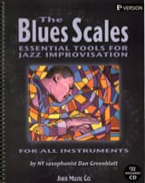 The Blues Scales Eb Version - Dan Greenblatt - laflutedepan.com