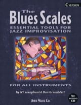 The Blues Scales - Dan Greenblatt - Partition - laflutedepan.com