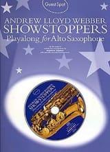 Guest Spot - Showstoppers Playalong For Alto Saxophone laflutedepan.com