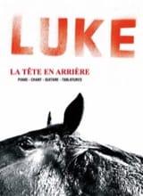 La Tête En Arrière - Luke - Partition - laflutedepan.com
