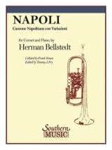 Napoli Herman Bellstedt Partition Trompette - laflutedepan.com