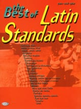 The Best Of Latin Standards Partition laflutedepan.com