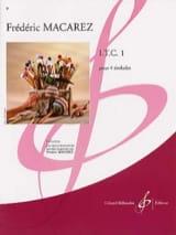 Frédéric Macarez - ITC 1 - Sheet Music - di-arezzo.com