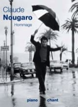 Claude Nougaro - Tribute - Sheet Music - di-arezzo.com