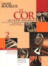 Daniel Bourgue - The Cor Universal Method Volume 2 - Sheet Music - di-arezzo.com