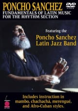 Poncho Sanchez - DVD - Fundamentals Of Latin Music For The Rhythm Section - Sheet Music - di-arezzo.com