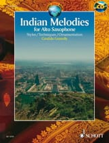 Indian Melodies Candida Connolly Partition laflutedepan.com