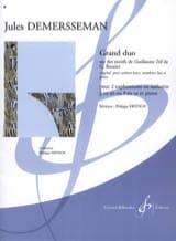 Grand Duo Sur Des Motifs de Guillaume Tell de G. Rossini laflutedepan.com