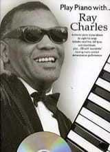 Ray Charles - Play Piano With... Ray Charles - Partition - di-arezzo.fr