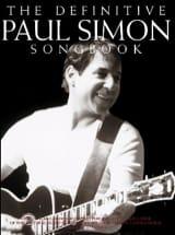 Paul Simon - The Definitive Paul Simon Songbook - Partition - di-arezzo.fr