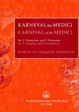 - Carnival Of The Medici - Sheet Music - di-arezzo.com