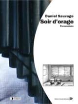 Daniel Sauvage - Soir D' Orage - Partition - di-arezzo.fr