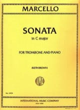 Benedetto Marcello - Sonata in C Major - Sheet Music - di-arezzo.co.uk