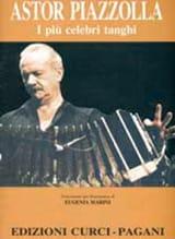 Astor Piazzolla - I Piu Celebri Tanghi - Sheet Music - di-arezzo.co.uk