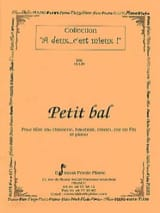 Eric Hulin - Little Ball - Sheet Music - di-arezzo.com