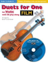 Duets For One Film Partition Violon - laflutedepan.com