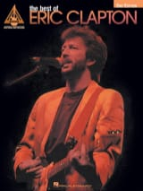 Eric Clapton - The Best Of Eric Clapton (2nd Edition) - Partition - di-arezzo.fr
