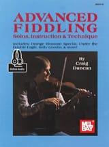 Craig Duncan - Advanced Fiddling - Partition - di-arezzo.fr