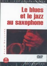 Alain Guillard - DVD - Blues Y Saxofón Jazz - Partitura - di-arezzo.es