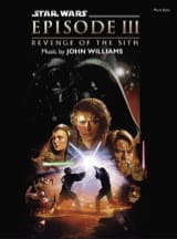 John Williams - Star Wars Episode 3 - Revenge Of The Sith - Partition - di-arezzo.fr