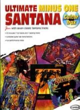 Ultimate Minus One - Guitar Trax Carlos Santana laflutedepan.com