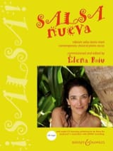 Salsa Nueva Elena Riu Partition Musiques du monde - laflutedepan.com