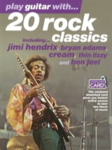 Play Guitar With... 20 Rock Classics Partition laflutedepan.com
