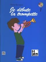 Michel Bourguet - Je débute la trompette - Partition - di-arezzo.fr