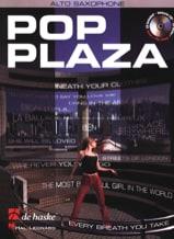 Pop Plaza Partition Saxophone - laflutedepan.com