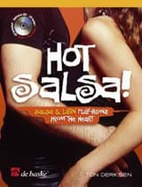 Hot Salsa! - Ton Derksen - Partition - Clarinette - laflutedepan.com