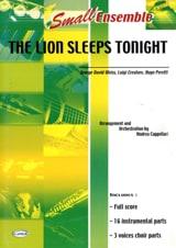 The Lion Sleeps Tonight - Small Ensemble laflutedepan.com