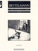 Gustavo Beytelmann - 8 Airs Around the Tango 3 - 4 - Sheet Music - di-arezzo.com