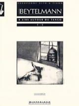 Gustavo Beytelmann - 8 Airs Autour du Tango 5 - 6 - Partition - di-arezzo.fr