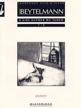 Gustavo Beytelmann - 8 Airs Autour du Tango 7 - 8 - Partition - di-arezzo.fr
