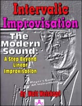 METHODE AEBERSOLD - Intervalic Improvisation - Sheet Music - di-arezzo.co.uk