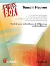 Eric Clapton - Tears in heaven - music box - Partition - di-arezzo.fr