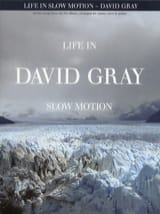 Life In Slow Motion David Gray Partition Pop / Rock - laflutedepan