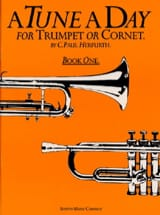 Brian Thomson - A New Tune A Day For Trumpet Book 1 - Sheet Music - di-arezzo.com