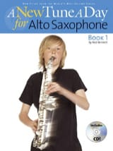 Ned Bennett - A New Tune A Day For Alto Saxophone Book 1 - Sheet Music - di-arezzo.com