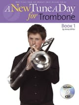 A New Tune A Day For Trombone Book 1 Amos Miller laflutedepan.com