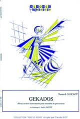 Yannick Guillot - Gekados - Partition - di-arezzo.fr
