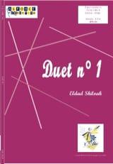 Eldad Shiloah - Duet N° 1 - Partition - di-arezzo.fr