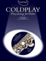 Coldplay - Guest Spot - Coldplay Playalong For Flute - Partition - di-arezzo.fr