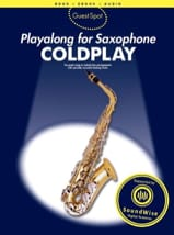 Coldplay - Guest Spot - Coldplay Playalong For Alto Saxophone - Partition - di-arezzo.fr