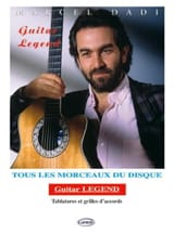 Guitar Legend Marcel Dadi Partition Jazz - laflutedepan.com